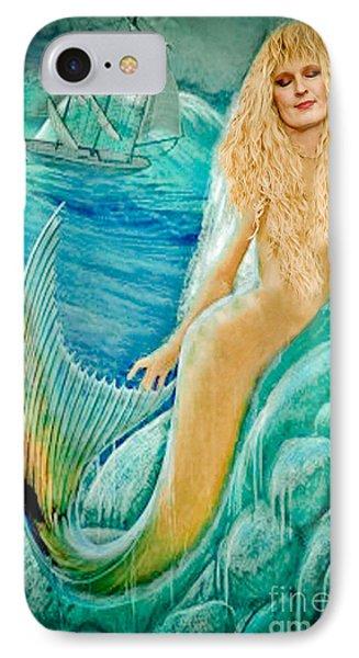 Goddess Atargatis 1000 Bc Phone Case by Gary Keesler