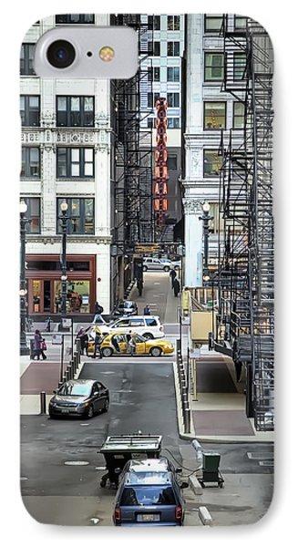 Goodman Chicago Phone Case by Scott Norris