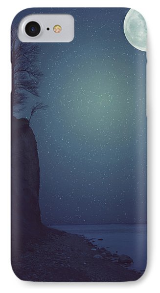 Goodnight Moon IPhone Case by Carrie Ann Grippo-Pike