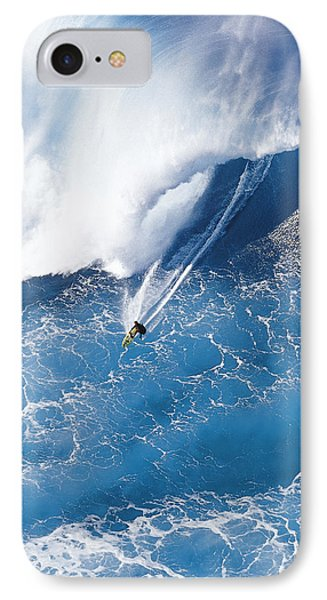Grace Under Pressure IPhone Case by Sean Davey