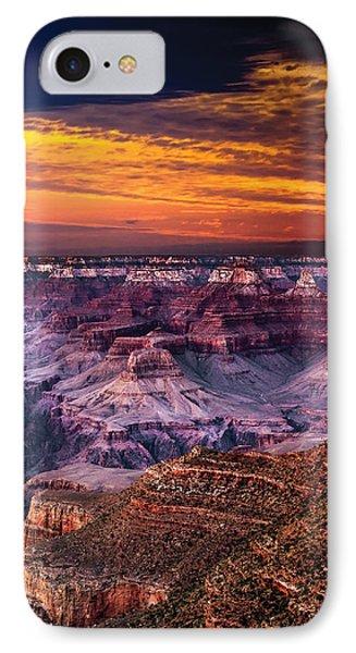 Grand Canyon  Arizona Phone Case by Ludmila Nayvelt