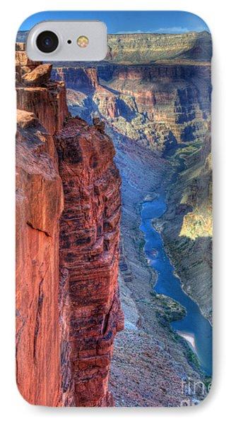 Grand Canyon Awe Inspiring Phone Case by Bob Christopher