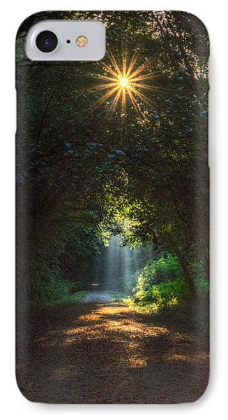 Grandmother's Grace IPhone Case by William Fields