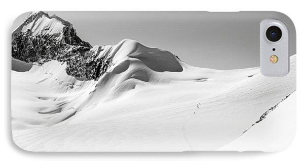 Granite Glacier IPhone Case by Ian Stotesbury