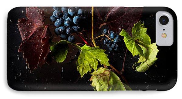 Grapes IPhone Case by Ivan Vukelic