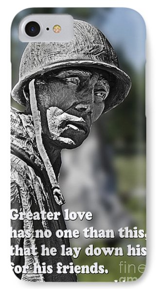 Greatest Love IPhone Case by Tom Gari Gallery-Three-Photography