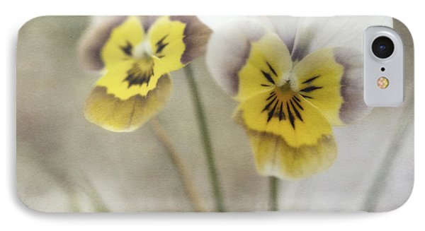 Growing Wild IPhone Case by Priska Wettstein