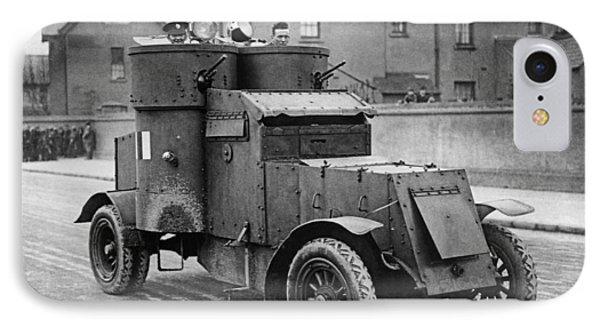 Guarding Sinn Fein Prisoners IPhone Case by Underwood Archives