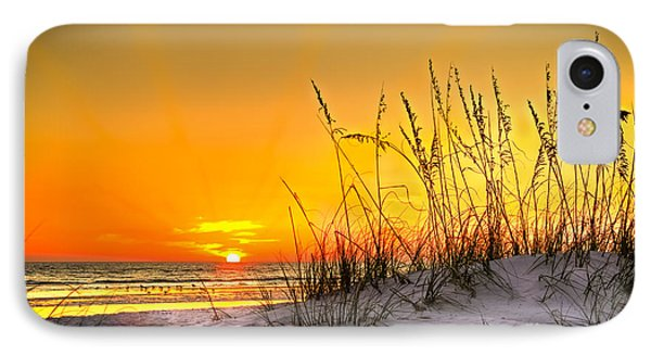 Gulf Sunset IPhone Case by Marvin Spates
