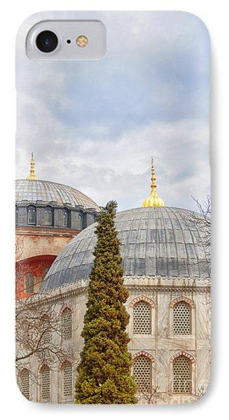 Hagia Sophia 11 Phone Case by Antony McAulay