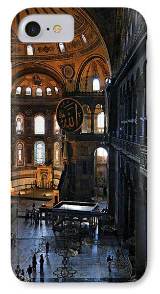 Hagia Sophia Phone Case by Stephen Stookey