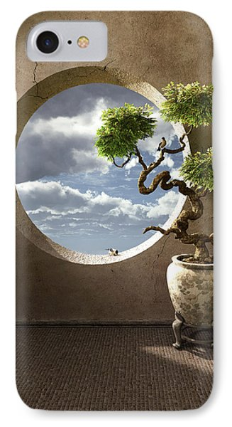 Haiku IPhone 7 Case by Cynthia Decker
