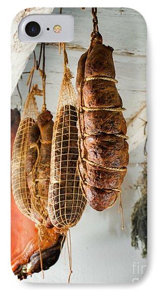 Ham And Kulen IPhone Case by Sinisa Botas