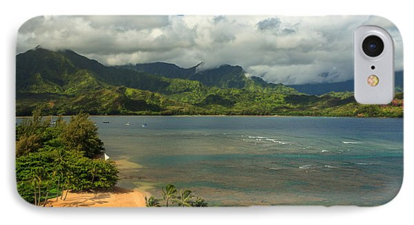 Hanalei Bay Phone Case by James Eddy