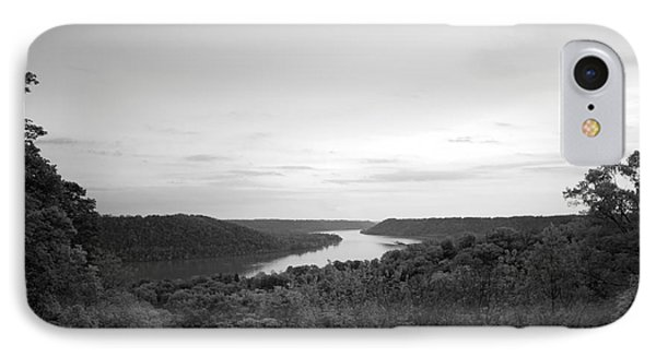 Hanover College Ohio River View Phone Case by University Icons