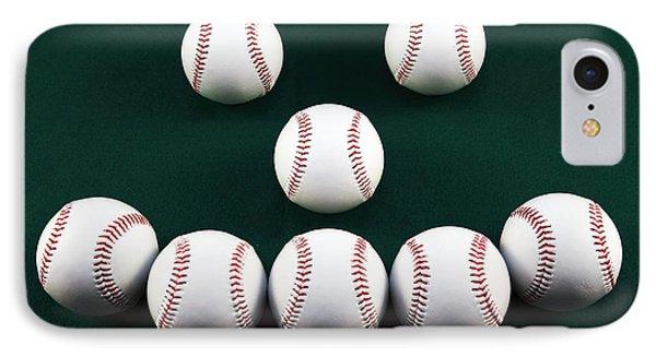 Happy Balls Phone Case by John Rizzuto