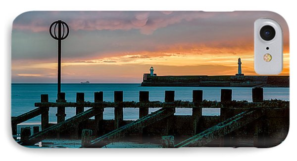 Harbour Sunrise IPhone Case by Dave Bowman