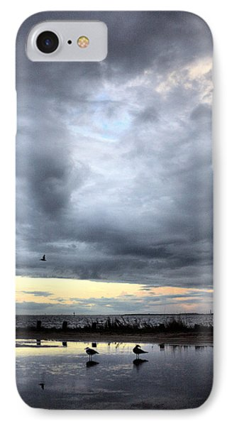 Harkers Island IPhone Case by JC Findley
