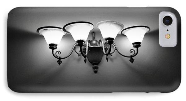 Harlem Sconce IPhone Case by H James Hoff