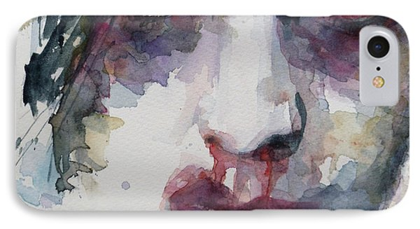 Haunted   IPhone Case by Paul Lovering