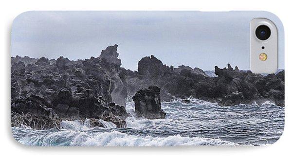 Hawaii Waves V1 Phone Case by Douglas Barnard