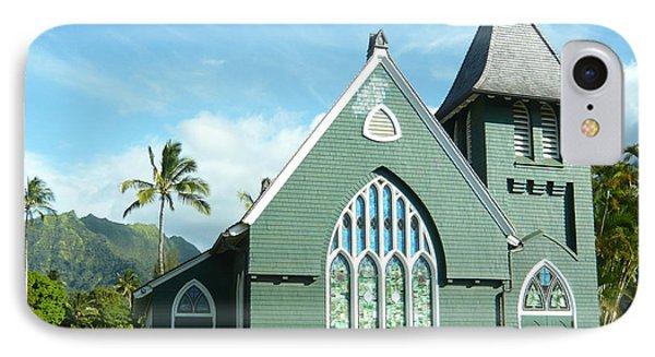 Hawaiian Church Phone Case by Dee  Savage