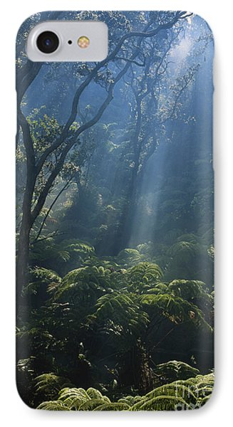 Hawaiian Rainforest Phone Case by Gregory G. Dimijian, M.D.