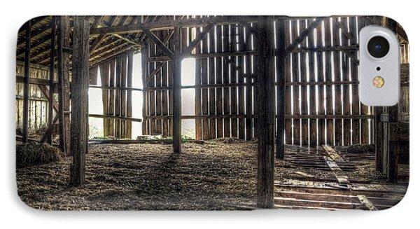 Hay Loft 2 IPhone Case by Scott Norris
