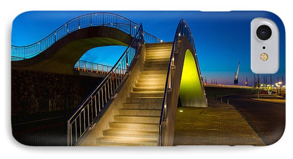 Heavenly Stairs Phone Case by Chad Dutson