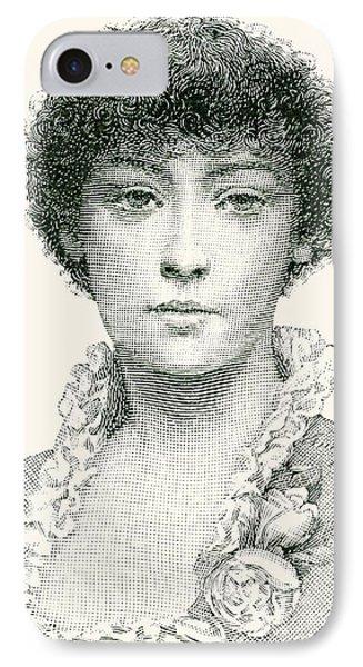 Henrietta Emma Ratcliffe Rae IPhone Case by English School