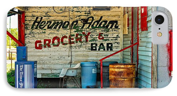 Herman Had It All IPhone Case by Steve Harrington