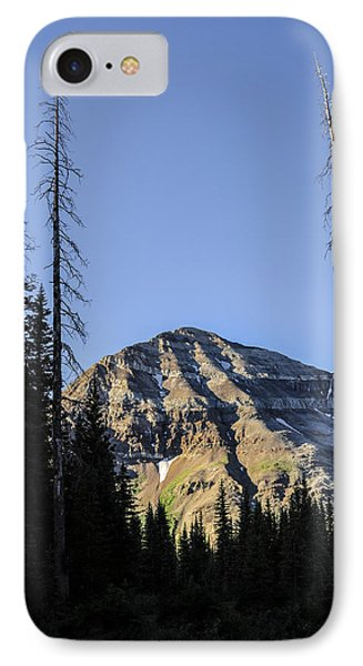 Hesperus Mountain Phone Case by Aaron Spong