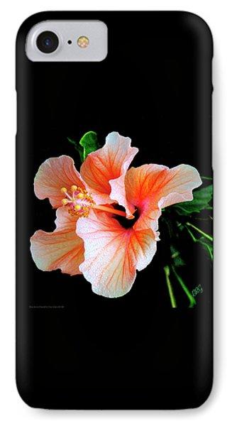 Hibiscus Spectacular IPhone Case by Ben and Raisa Gertsberg