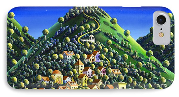 Hidden Village 21 IPhone Case by Andy Russell