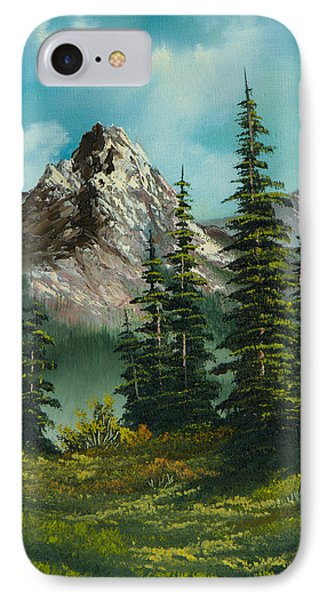 High Meadow Phone Case by C Steele