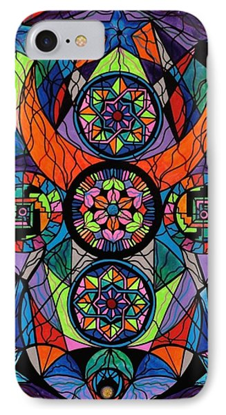 Higher Purpose IPhone Case by Teal Eye  Print Store