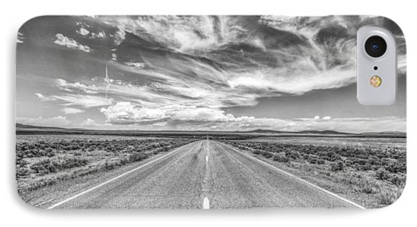 Highway 64 IPhone Case by Gestalt Imagery