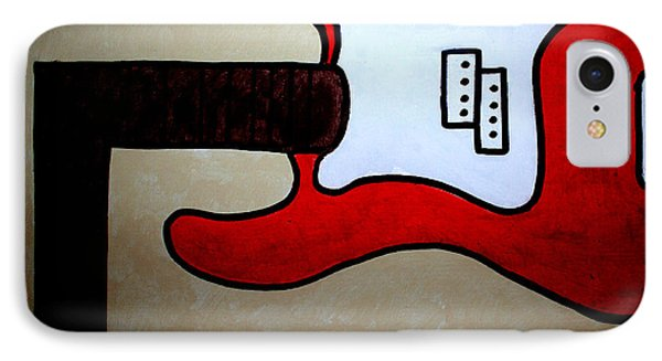 Highway To Hell IPhone Case by Julien Boutin