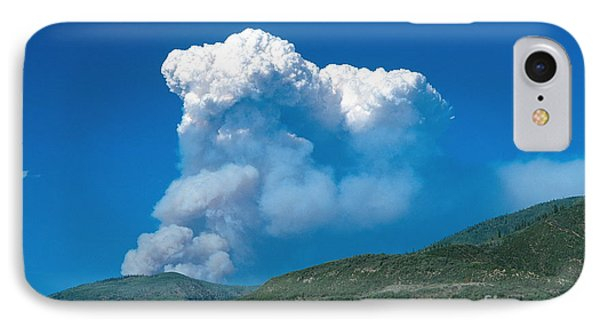 Hinman Fire IPhone Case by Chris Selby