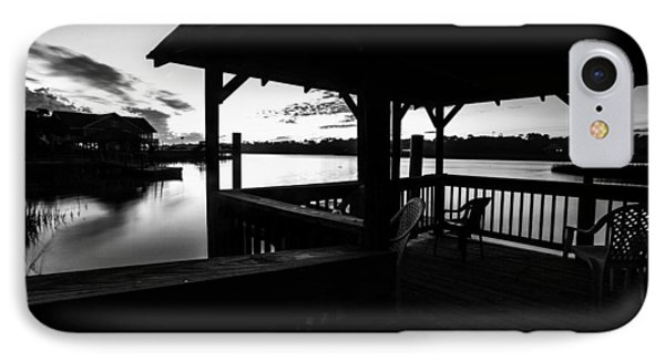 Hinson House 2 Phone Case by Bill Cantey
