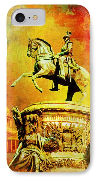 Historic Centre Of Saint Petersburg And Related Groups Of Monuments IPhone Case by Catf