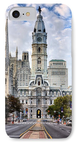 Historic Philly IPhone 7 Case by JC Findley