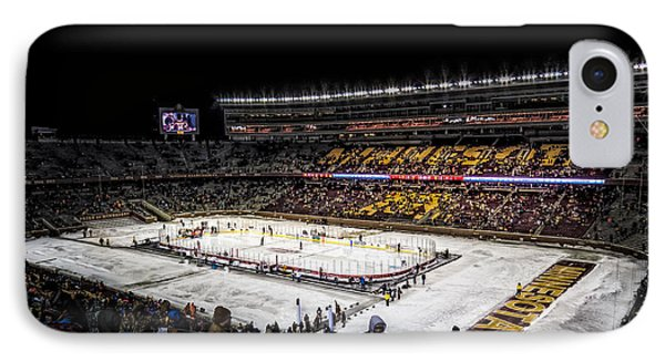 Hockey City Classic IPhone Case by Tom Gort