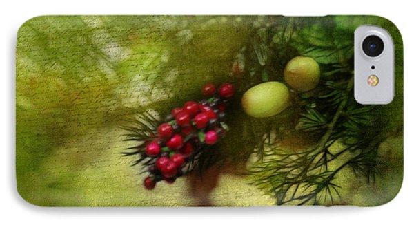 Holiday Season Phone Case by Judi Bagwell