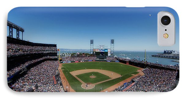 Home Of The San Francisco Giants IPhone Case by Mountain Dreams
