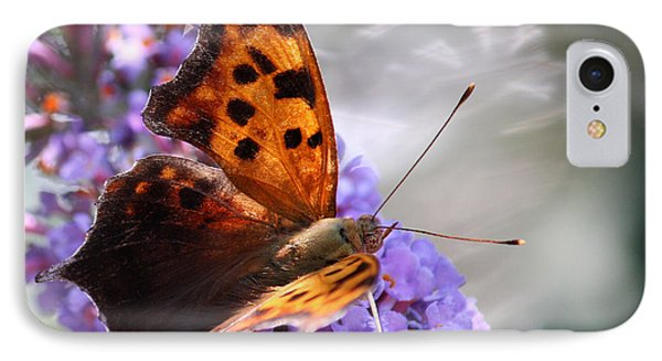 Honey's Courage Phone Case by  The Art Of Marilyn Ridoutt-Greene