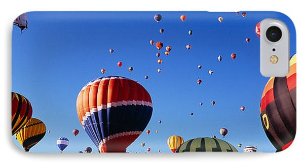 Hot Air Balloons At The International IPhone Case by Panoramic Images