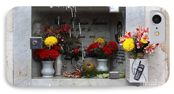 Hotline To The Afterlife 2 Phone Case by James Brunker