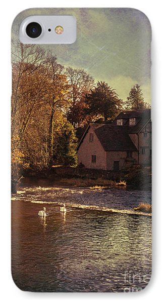 House On The River Phone Case by Amanda Elwell