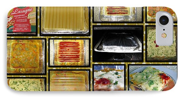 How To Make Your Own Vegan Lasagne Phone Case by Ausra Huntington nee Paulauskaite